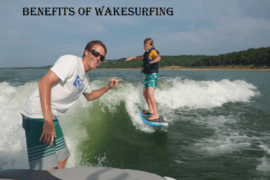 Benefits of Wakesurfing