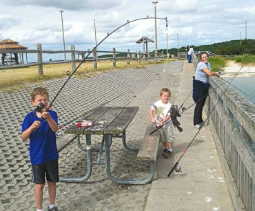 Guide To Fishing Jetties And Piers