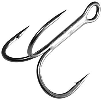 Treble Hook History