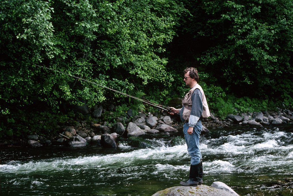 Fly Fishing Beginners