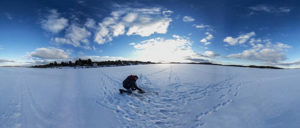 Tips for Ice Fishing Line