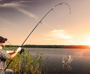 Tackle tips with your rod