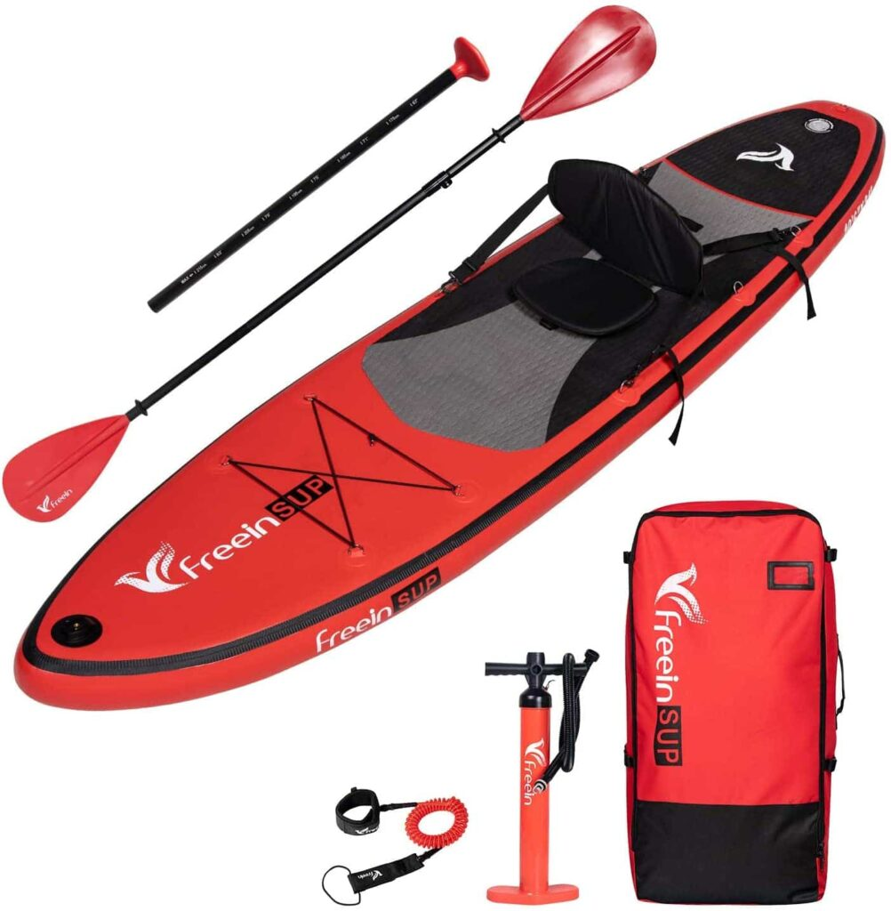 Freein Standup Inflatable Paddle Board