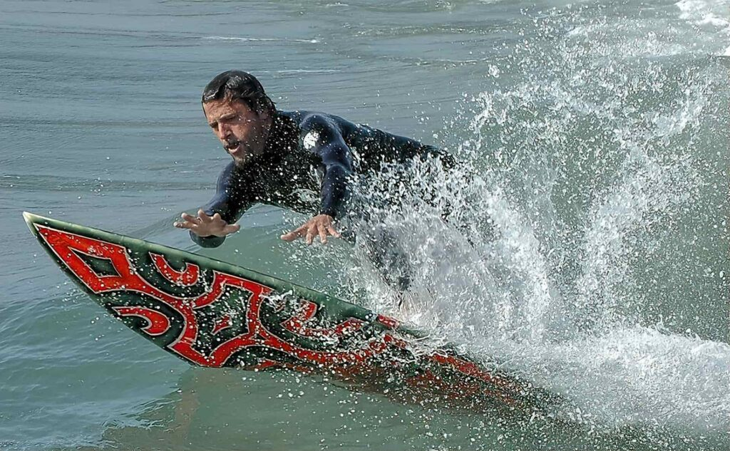 How to Ride a Wave Board